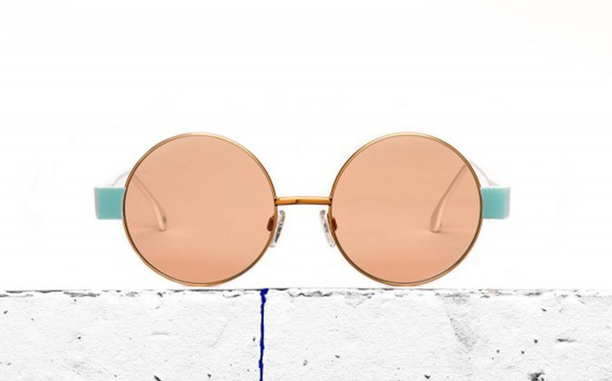 Alfred Kerbs Glasses Iris 6 colours