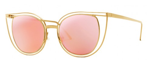 Thierry Lasry Glasses Eventually Gold 2 colours