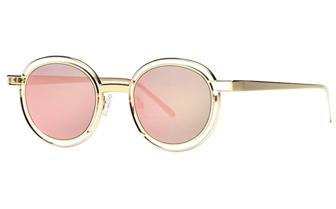 Thierry Lasry Glasses Probably Gold 2 colours