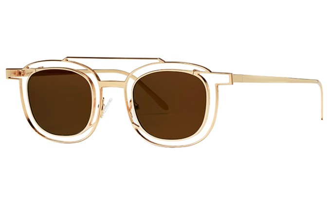 Thierry Lasry Glasses Gendery Gold 2 colours