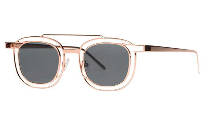 Thierry Lasry Gafas Gendery Oro Rosa