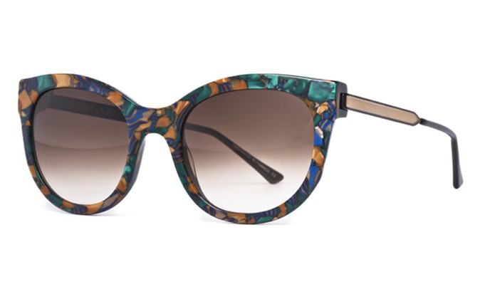 Thierry Lasry Glasses Lively  Vintage green