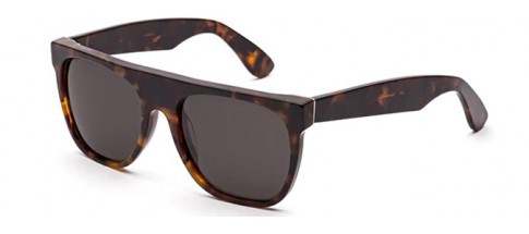 Retrosuperfuture Glasses Flat Top Classic Havana