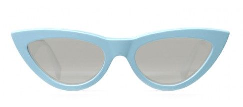 Céline Gafas Cat Eye Coral