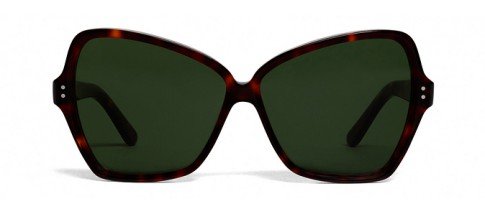 Céline Sunglasses Cat Eye Coral