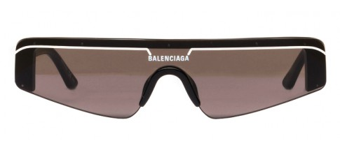 Balenciaga Gafas de sol Ski Rectangle