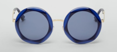 MARNI Gafas Cross Azul
